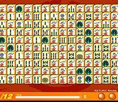 Mahjong Connect 4 (plein écran) gratuit en ligne